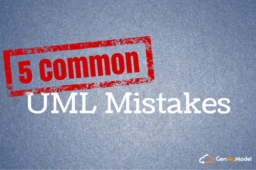 5 Common UML Errors
